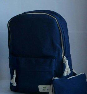 Рюкзаки, сумки, портфели.
