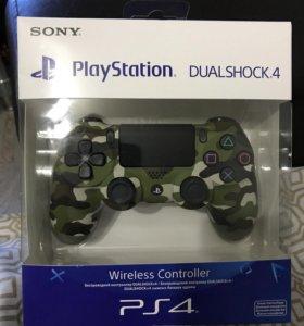 Геймпад Dualshock 4 V2 Camouflage (PS4)