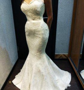 """Свадебное платье """"Lorenzo"""" Рыбка"""