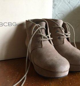 Новые ботинки BCBGeneration