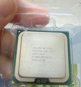 2-ядерный процессор, Socket LGA775частота 2500 МГц