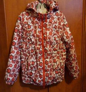 Куртка до -10гр., р.48-50