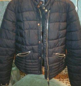Куртка( bershka)