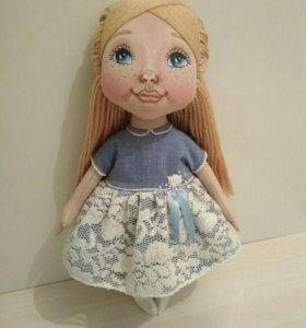 Текстильная куколка)