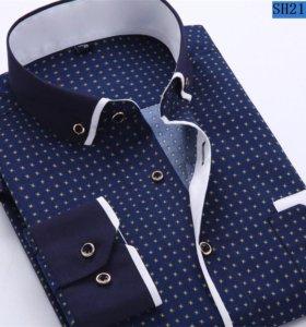 Рубашка в деловом стиле