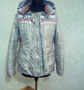 Курточка и желетка