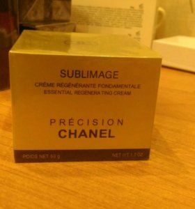 Крем для лица Chanel Precision Sublimage