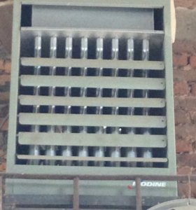 Газовый котел / воздухонагреватель / modine PDP200