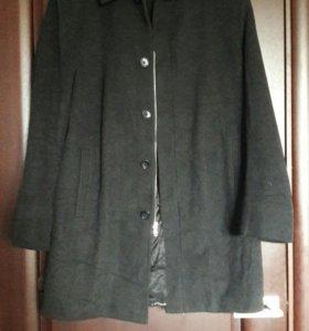 Полупальто/ куртка мужская Banana Republic зимняя