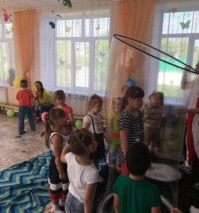 Фиксики и другие герои на детские праздники,шоу мп