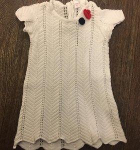 Платье на девочку 2 годика