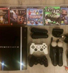 Игровая приставка Sony PlayStation 3 (CECHL08)