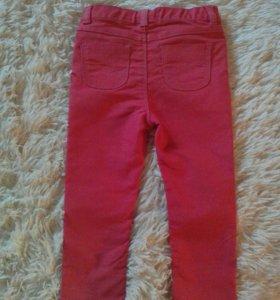 Брюки под джинсы 92