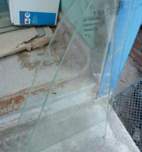 Комплект боковых стекол на ваз 2101-07