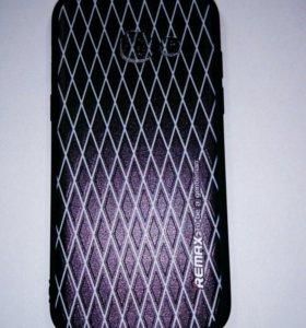 Samsung a3 2017 чехлы