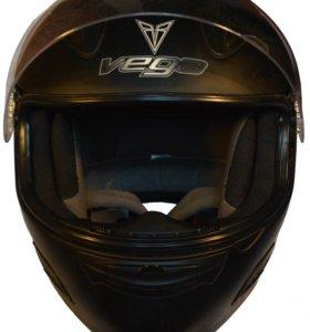 Шлем Vega Altura Solid Helmet Мотоцикл Скутер