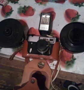 Фотоопарат фет 5