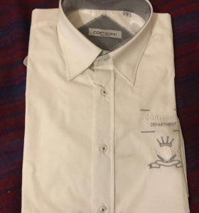 Рубашка мужская XL Cortigiani новая