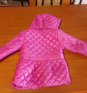 Куртка для девочки (демисезонная)