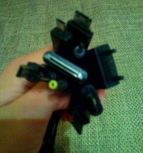 USB провод на 10 разёмов.