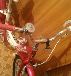 Велосипед stels Pilot 210 Girl
