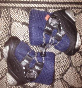 Детские зимние  ботинки(сноубутсы)