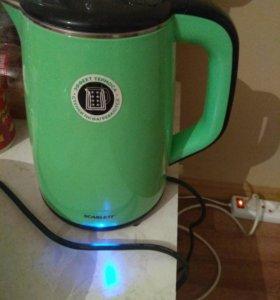 Чайник электрический рабочий