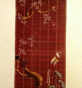 Панно настенное из вьетнамской соломки