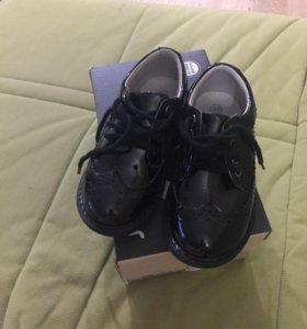 Туфли новые Гулливер