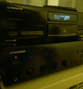 Cd player pioneer pd s 603