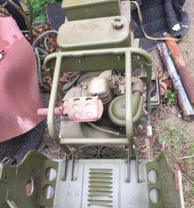 Армейский Гениратор бензиновый