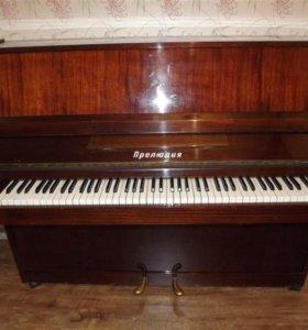 Пианино Прелюдия