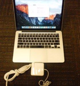 Macbook Pro 13 Retina Early 2015 + кейс HardShell