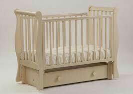 Детская кроватка Лель Лаванда  идеальное состояние