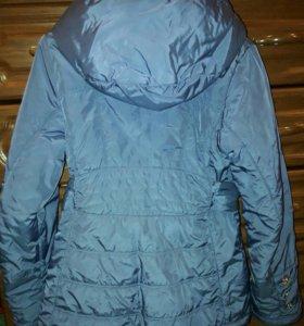 Куртка деми (шалуны)