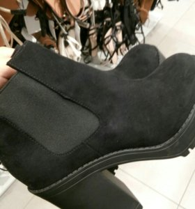 Новые Осенние ботиночки H&M