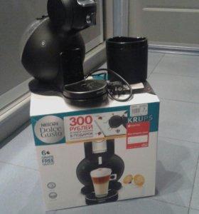 Новая капсульная кофеварка