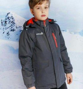 Куртка зимняя крокид