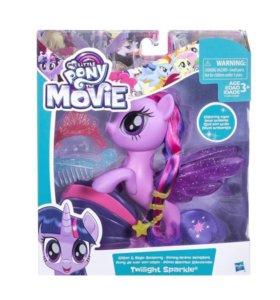 My little pony Мерцание Искорка Twilight Sparkle