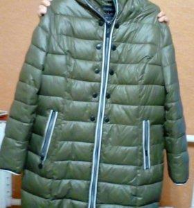Пальто зимнее 48