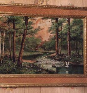 Картина Гобеленовая