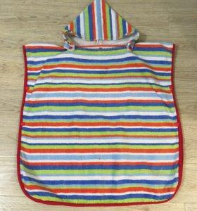 Халат-полотенце (детский)