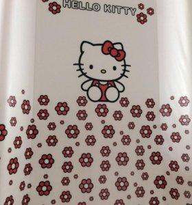 Пеленальный столик Hello Kitty