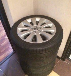 Колёса от Opel