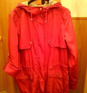 Куртка ветровка Pull bear