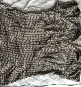 Рубашка блузка короткий рукав