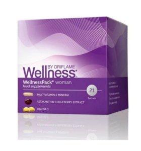 Ультракомплекс витаминов и минералов Wellness Pack