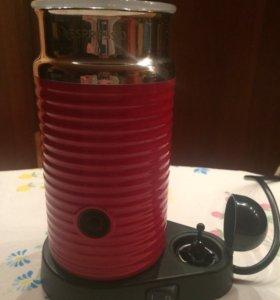 Продам вспениватель молока nespresso aeroccino 3