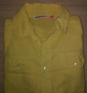 Рубашка для мальч ORBY 122-128