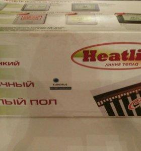 Тёплый пол-Heatline.